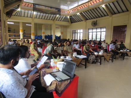 Musyawarah Desa Penyusunan RKP Desa Tahun 2021